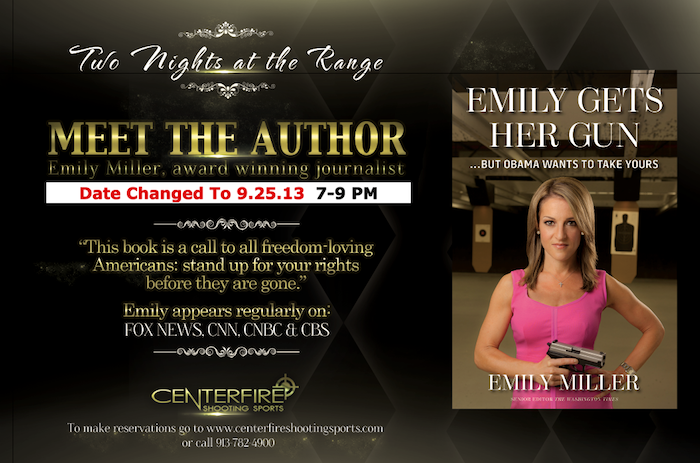 Emily Miller Meet the Author