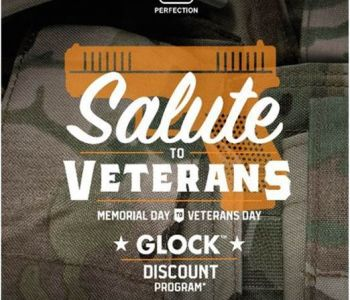 Salute to Veterans - GLOCK Discount Program 2020