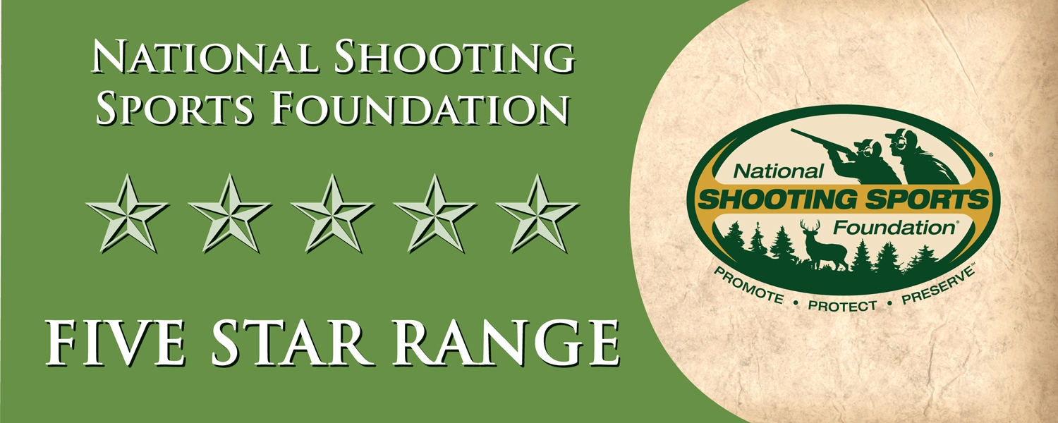 Centerfire Shooting Sports 5 star indoor gun range
