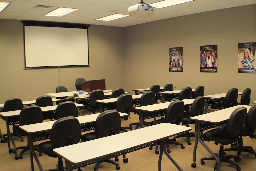 Centerfire Shooting Sports Classroom