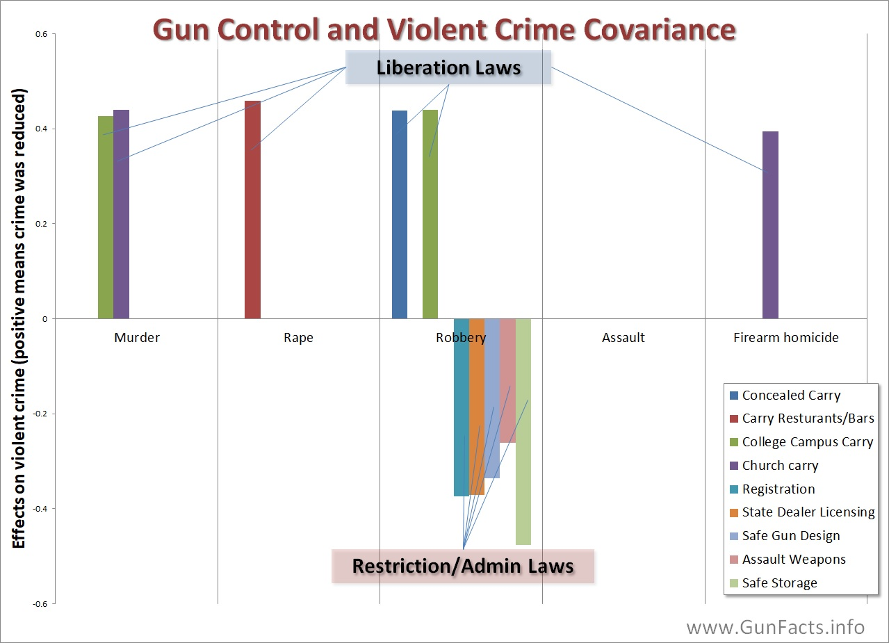 gun control rights law effectiveness