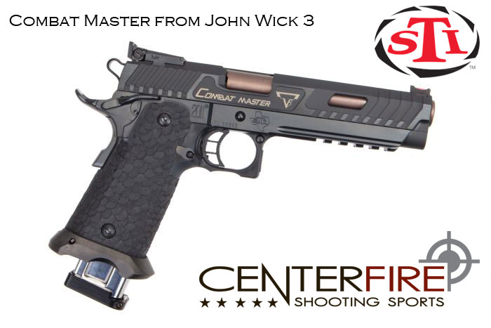 Shoot The Gun From John Wick 3 Centerfiress Com